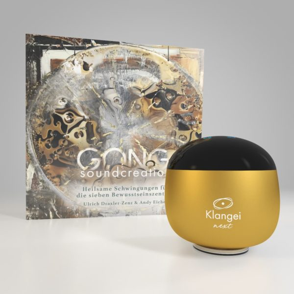 Klangei® next - GONG soundcreation SET